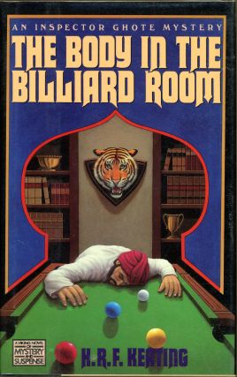THE BODY IN THE BILLIARD ROOM. Keating, enry, eymond, itzwalter