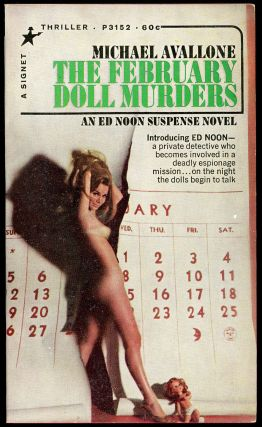 THE FEBRUARY DOLL MURDERS. Michael Avallone