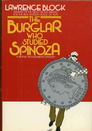 THE BURGLAR WHO STUDIED SPINOZA. Lawrence Block