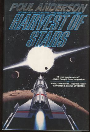 HARVEST OF STARS. Poul Anderson