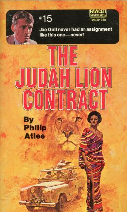THE JUDAH LION CONTRACT. Philip Atlee, James Atlee Phillips