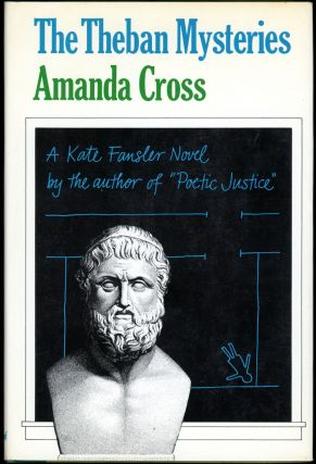 THE THEBAN MYSTERIES. Amanda Cross, Carolyn G. Heilbrun