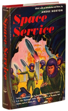 SPACE SERVICE. Andre Norton, Mary Alice Norton
