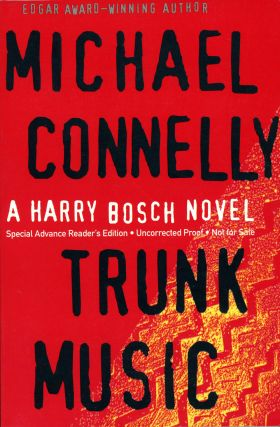 TRUNK MUSIC. Michael Connelly