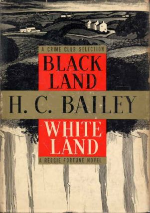 BLACK LAND WHITE LAND. Bailey, enry, hristopher